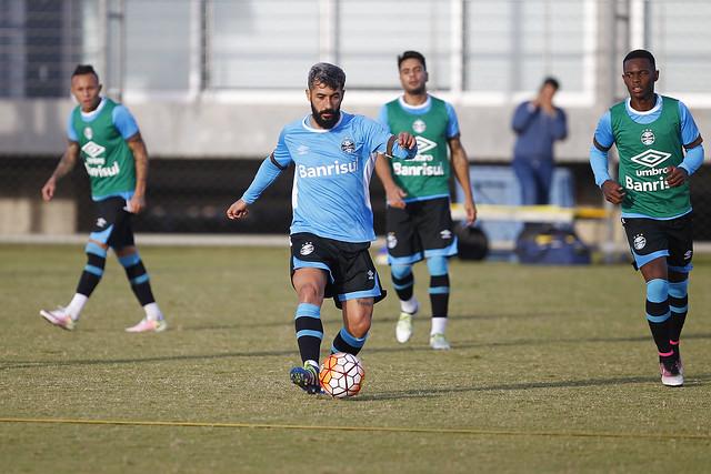Treino Grêmio 02/05/16
