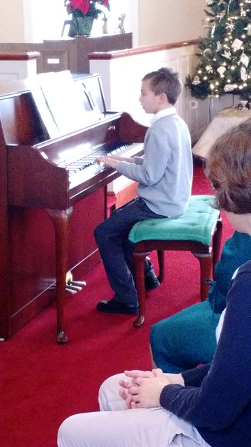 Dec 13 2015 Piano Recital