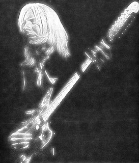 Johnny Winter Fender XII