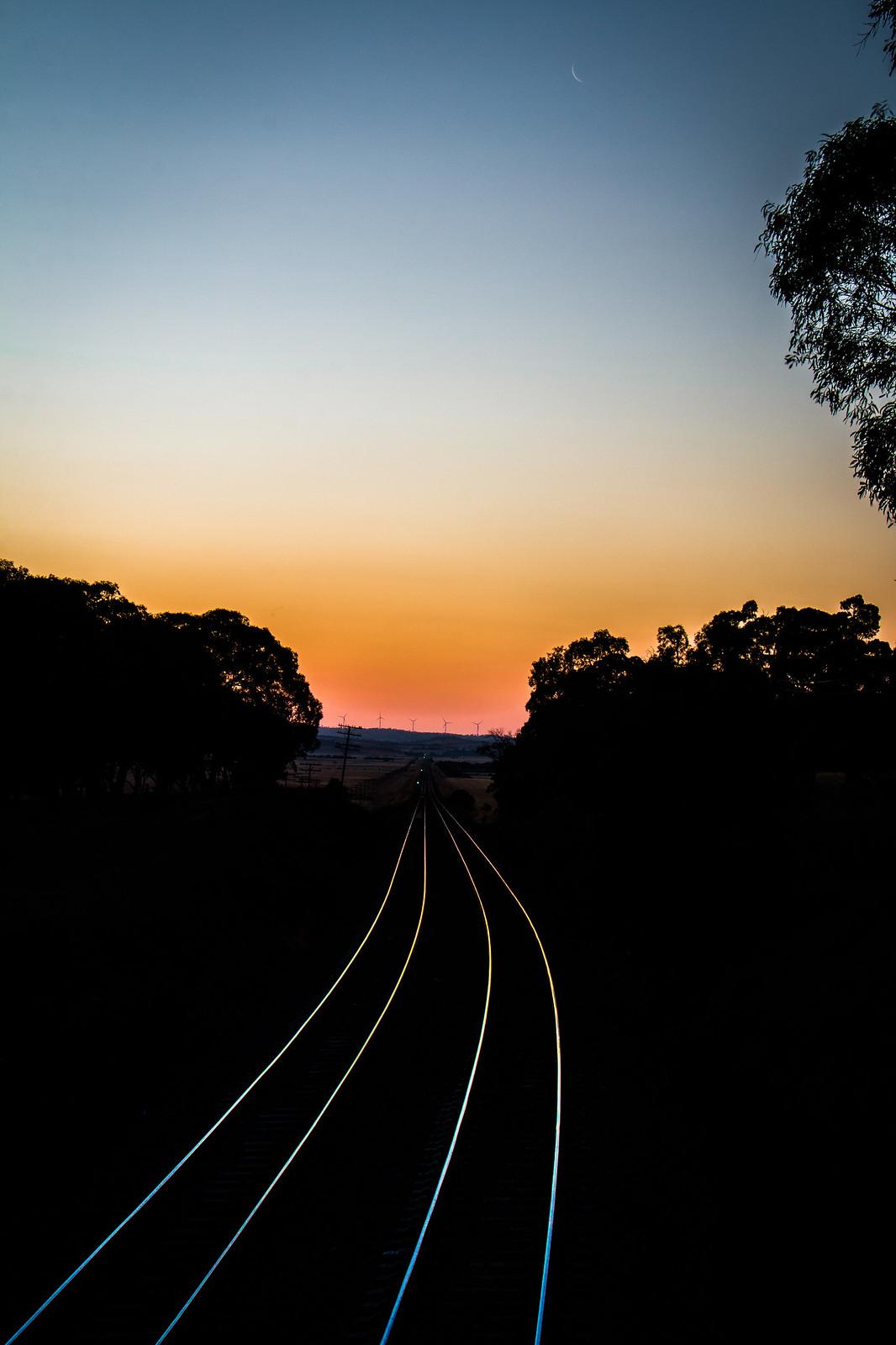 Sunset Reflection by Azza01