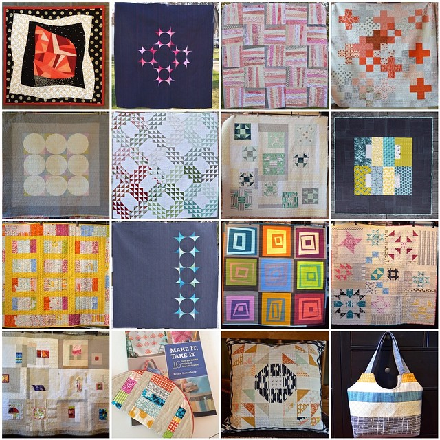 2015 Finished Quilts