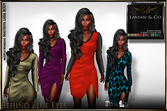 Lavian&Co-Behind Blue Eyes