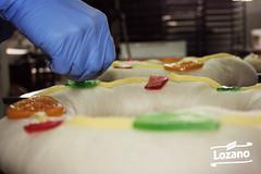 Roscones de Reyes Lozano, hechos a mano desde 1976