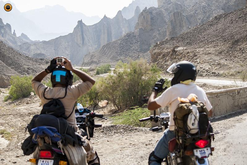 Trip to Cave City (Gondhrani) & Shirin Farhad Shrine (Awaran Road) on Bikes - 23801558309 496d52d651 c