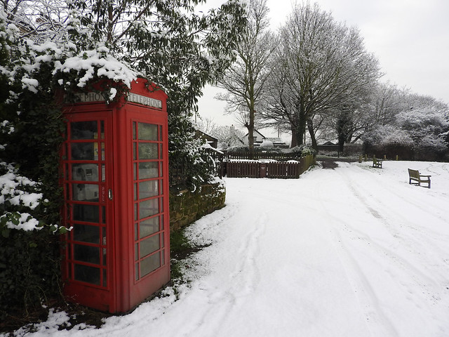 Heath Telephone Box