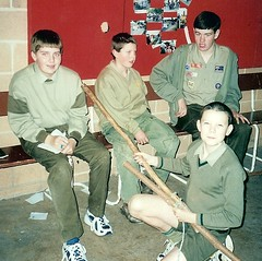 'Pioneers' Gawler Thursday Scouts 7/2000
