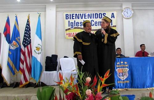 Graduación Suchitepéquez, Guatemala 30-12-15