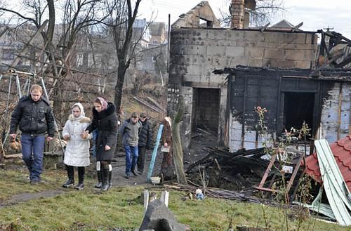 Пожежа у Шпанові забрала життя двохдітей