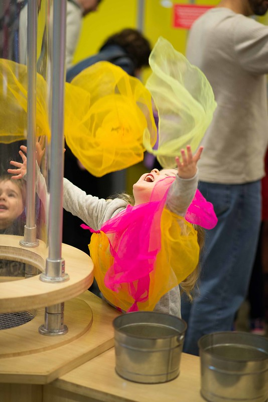 Harper at the Children's Museum