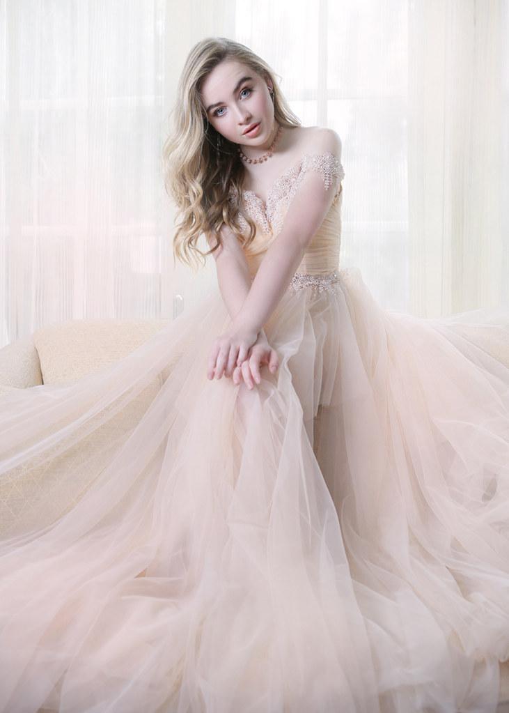 Сабрина Карпентер — Фотосессия для «Cliche» 2015 – 12