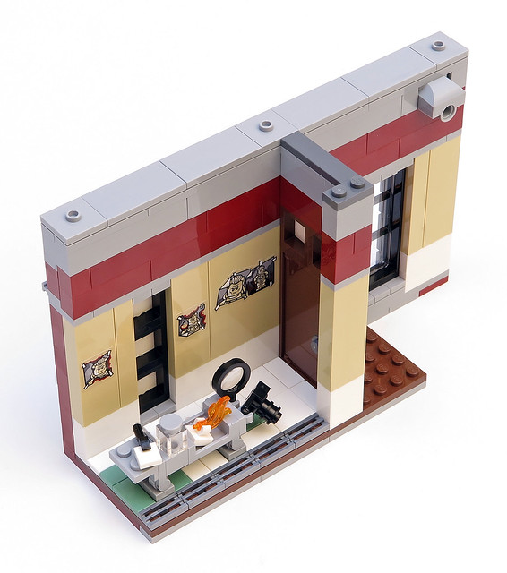 Review 75827 Firehouse Headquarters Brickset Lego Set Guide And