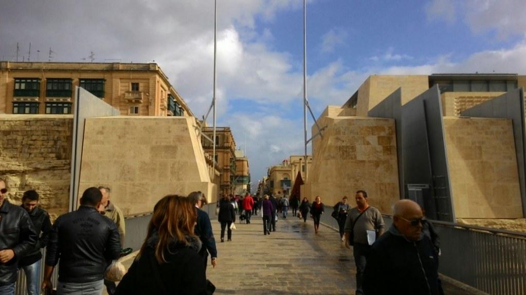 Ingresso di Valletta