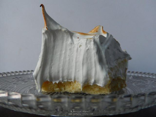 tarta cu lime si bezea