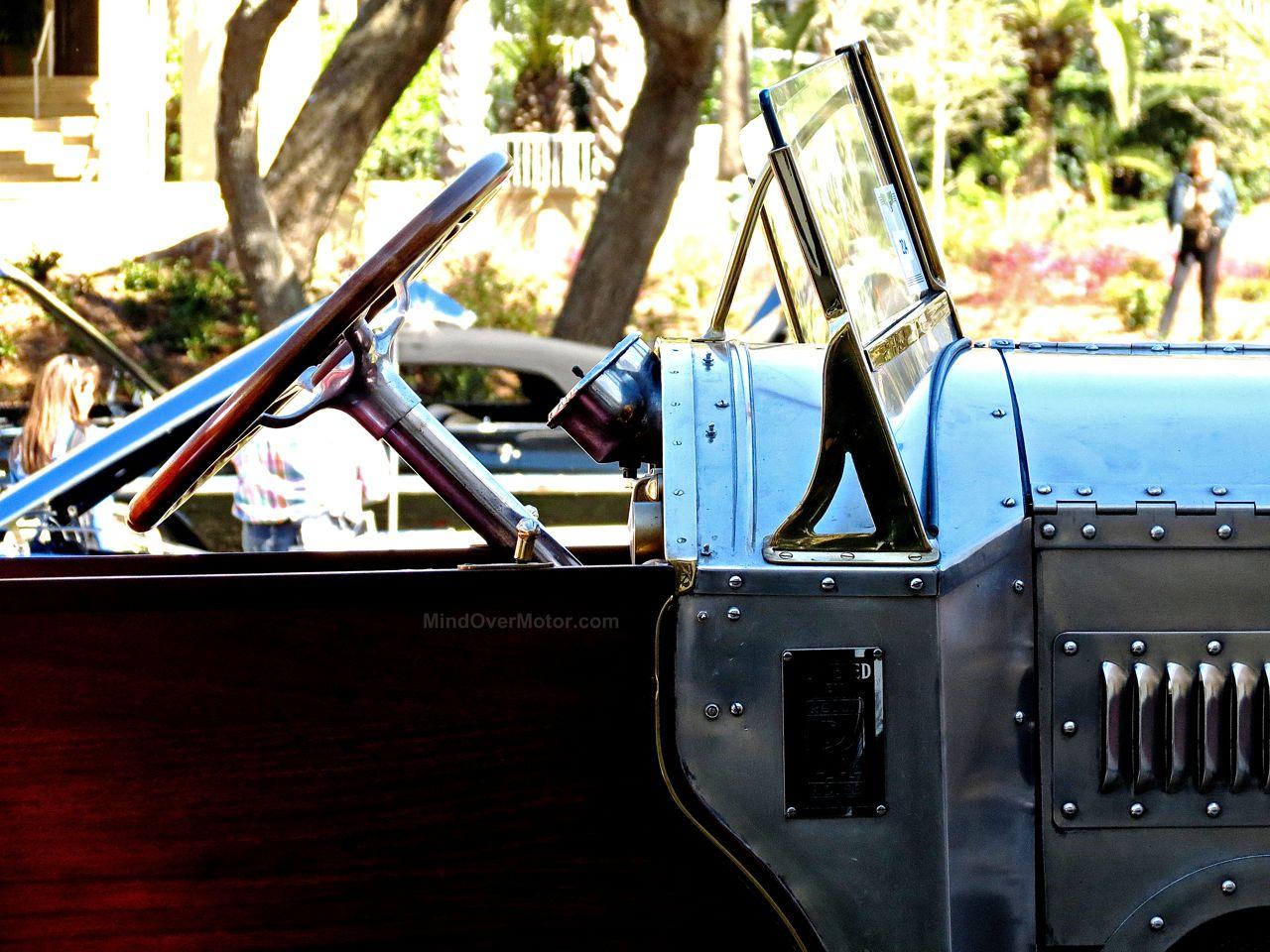 Rolls Royce Thunderbolt V12 Custom Amelia Island 10