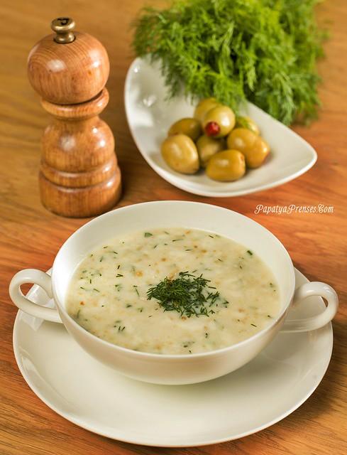 Zeytin Çorbası