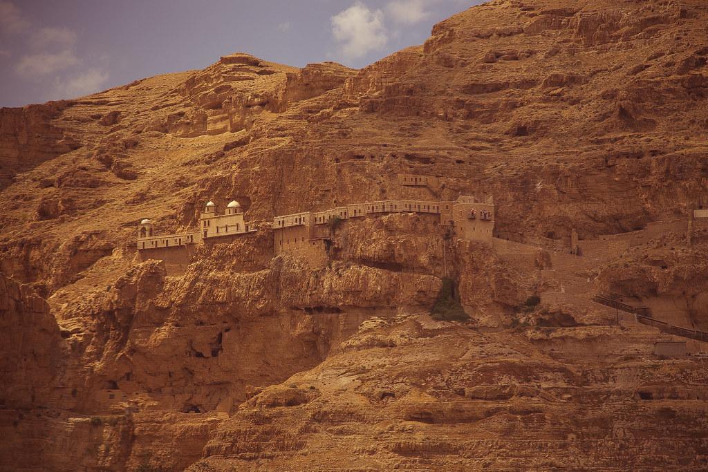 Palestine - Jericho & Dead see