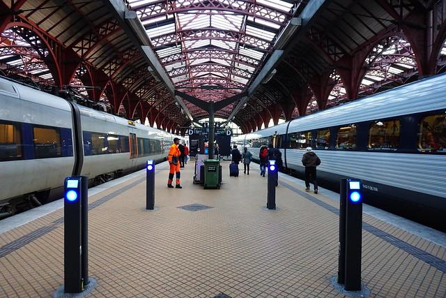 Copenhagen Central Station