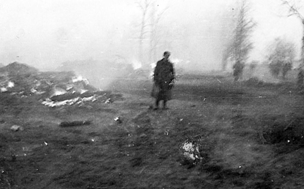 Domingo Rodríguez Romera DIVISION AZUL albaceteños frente ruso 1942 foto 4