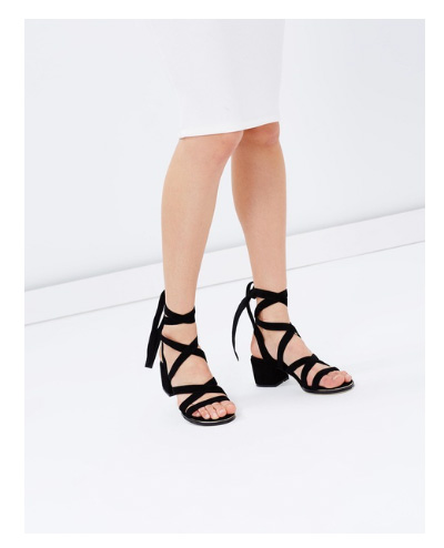 Lace Up Heels at The iconic