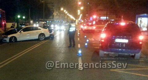 accidente Lopez de Gomara