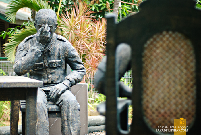 Bataan World War II Museum Surrender Site Monument