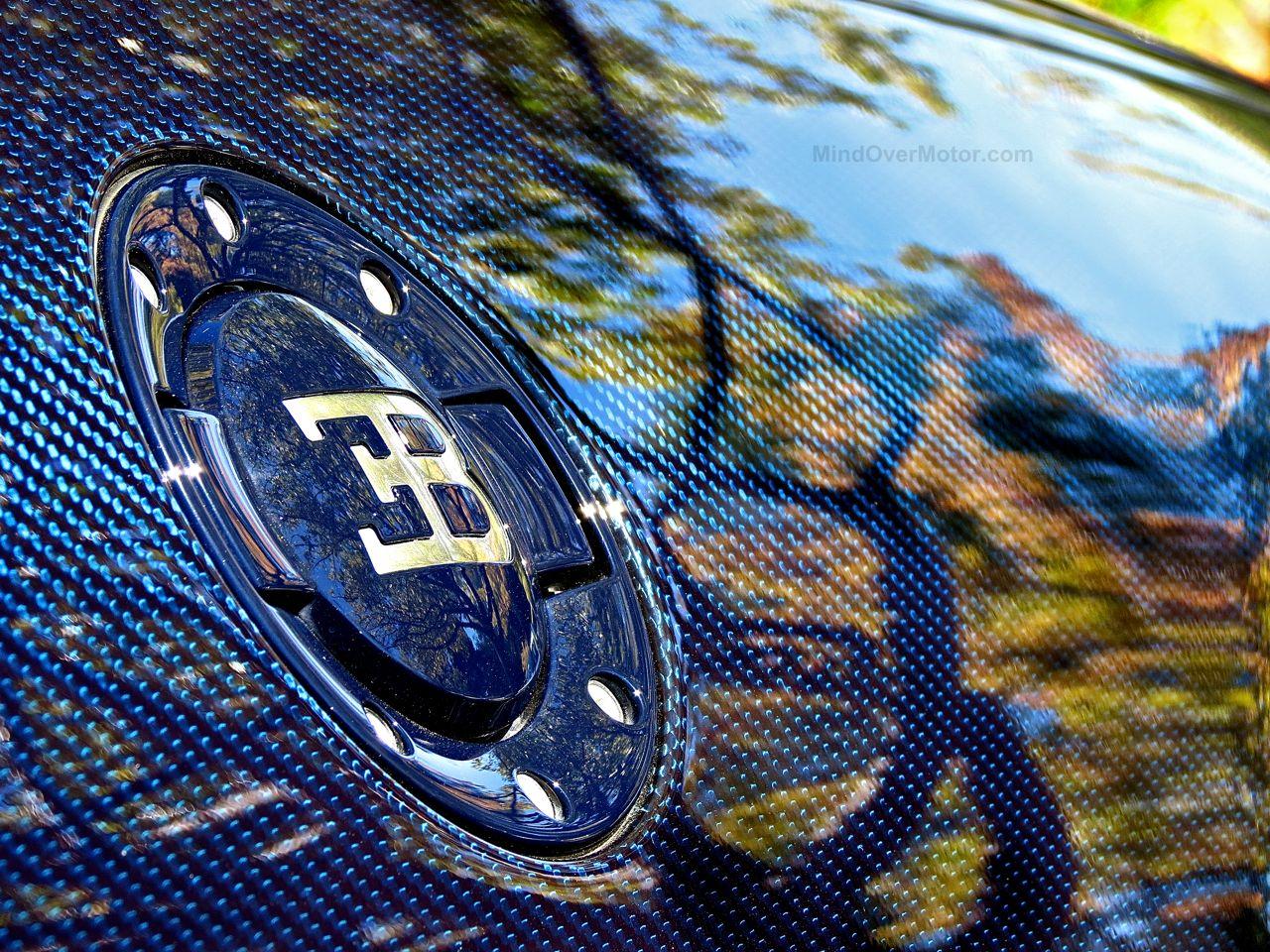 Bugatti Veyron Grand Sport Vitesse Blue Carbon 4