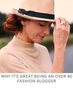 Not Dressed As Lamb | Why it's great being an over 40 fashion blogger
