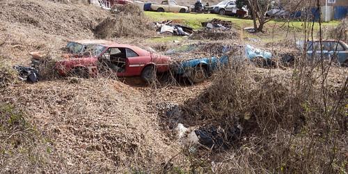 Abandoned cars - 2