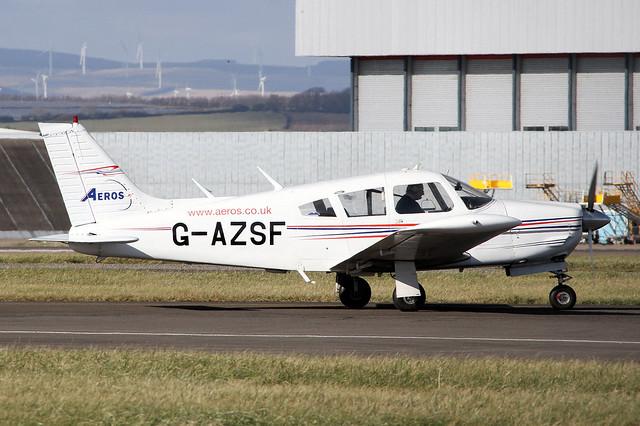 G-AZSF