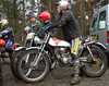 Motorcycle Trial, Surrey, Feb 2016