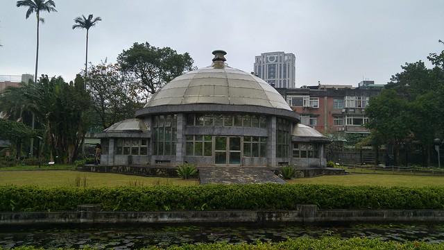greenhouse @ Botanical Garden of Taipei 台北植物園