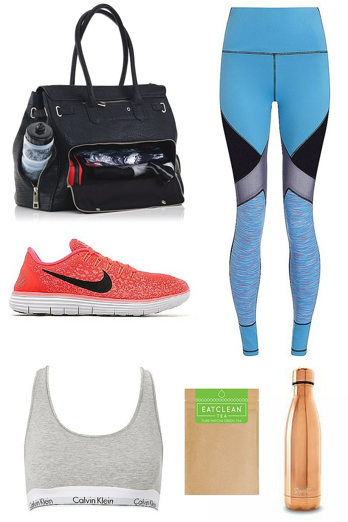 uk scottish lifestyle wellbeing blog gymtote nike eatcleantea