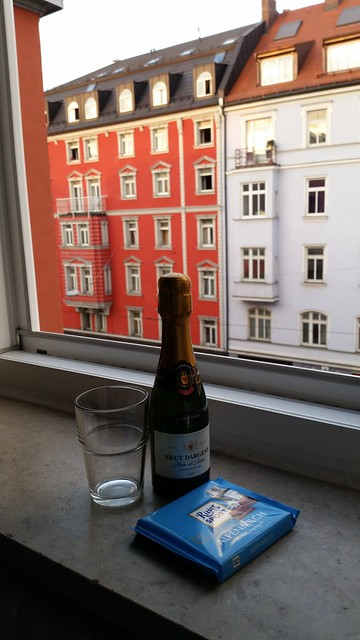 refreshments in Munich