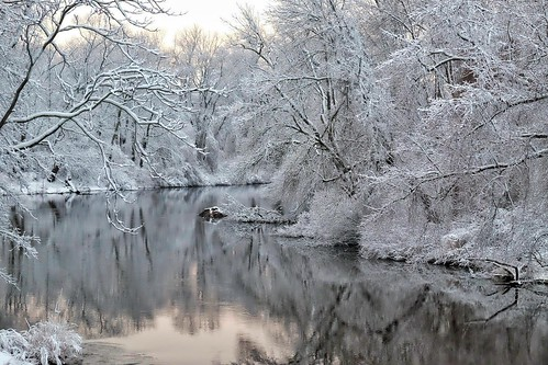 winter snow landscape rhodeisland fujifilm 1855 pawtuxetriver xt1 pawtuxetvillage