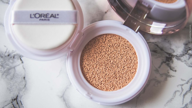L'Oreal Lumi Cushion Review