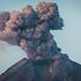 Zoom - Volcán de Colima by Christian Villicaña (Fotografía)