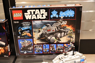 LEGO Star Wars 75151 Clone Turbo Tank 2