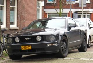 2008 Ford Mustang GT 4.6 V8