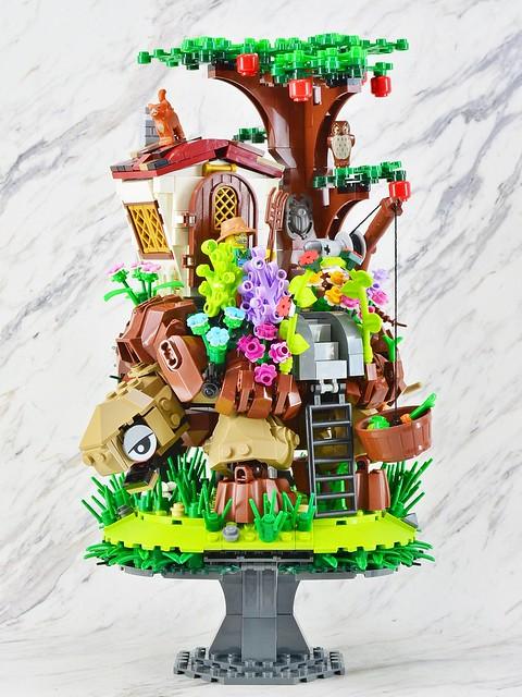 LEGO MOC: Walking Garden