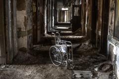 Abandoned Forest Haven Hospital