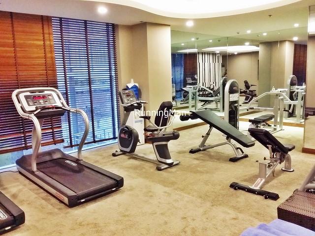 Muong Thanh Saigon Hotel 04 - Gymnasium