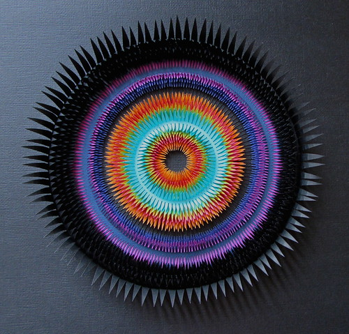 Nebula by Clare Pentlow 12x12 inches