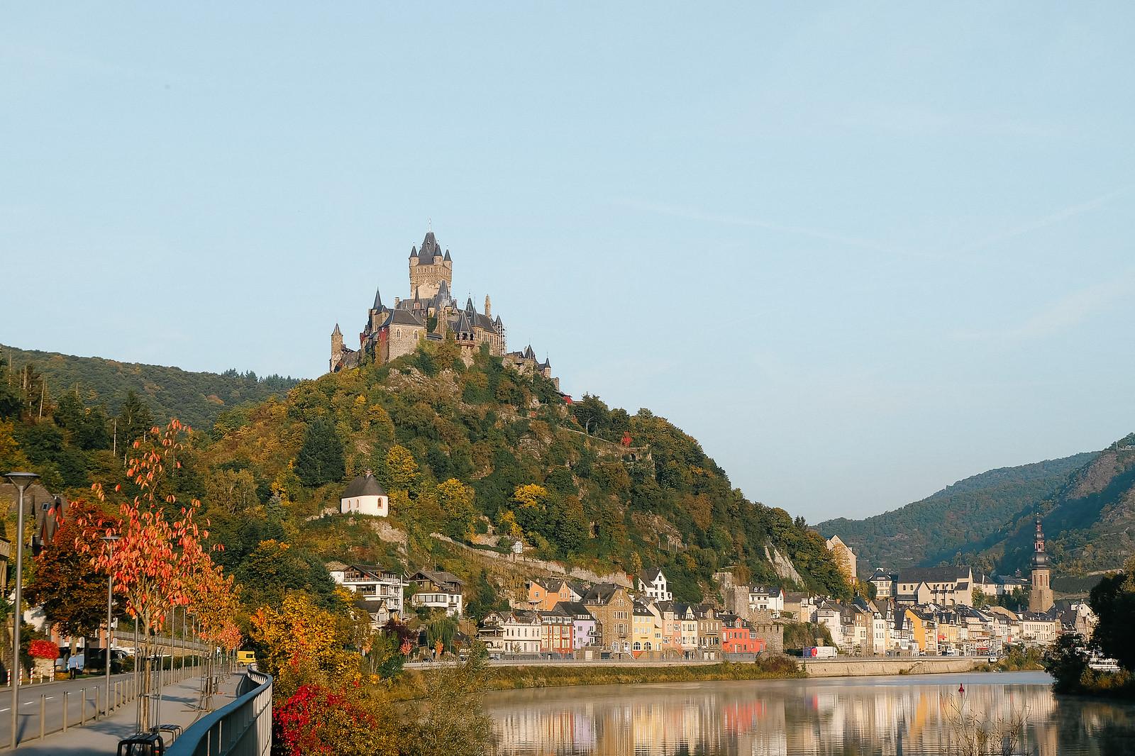Cochem Reichsburg Castle