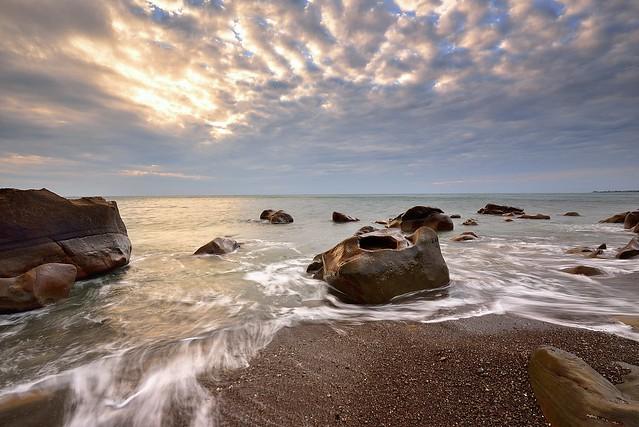 Fangshan Coast, Taiwan 枋山