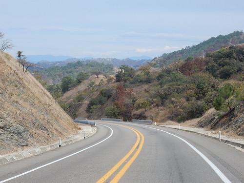 Onderweg naar Oaxaca