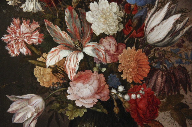 Still Life with Flowers, Balthasar van der Ast, c.1625-30