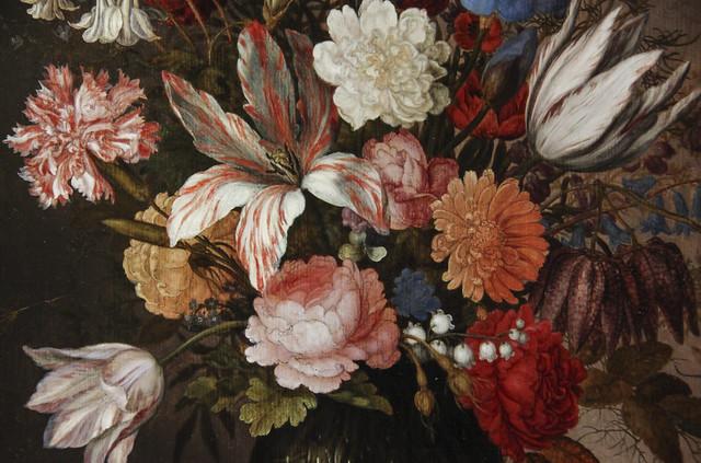 Still Life with Flowers, Balthasar van der Ast, c.1625-30