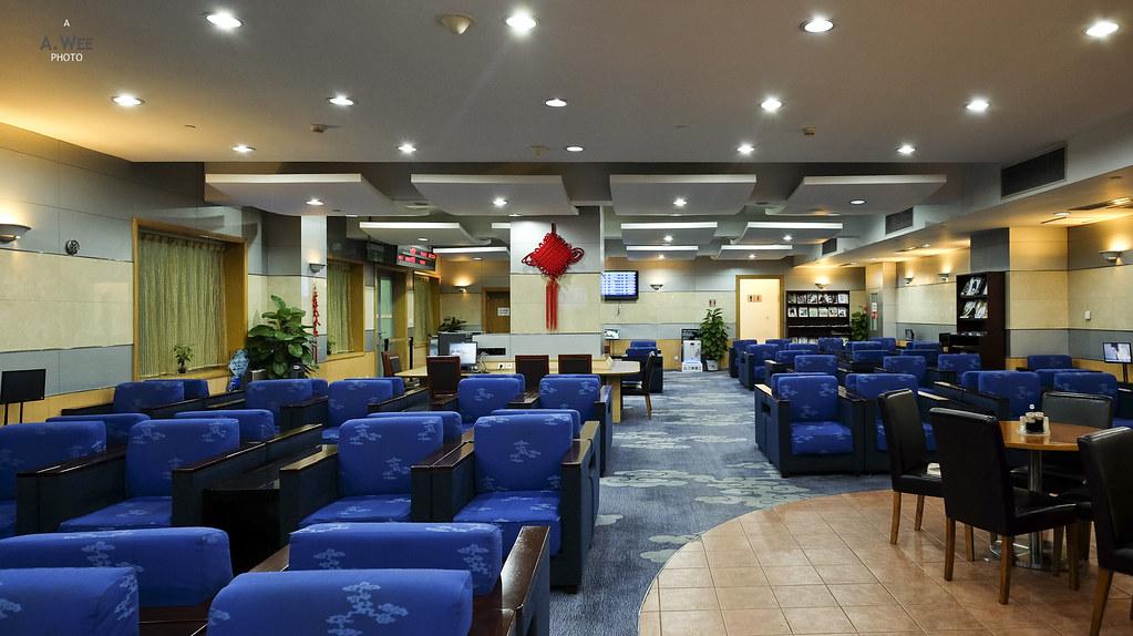 Gate 19 Business class lounge