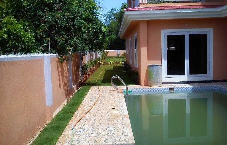 5 BHK Villa with Private Pool & Garden Anjuna Goa