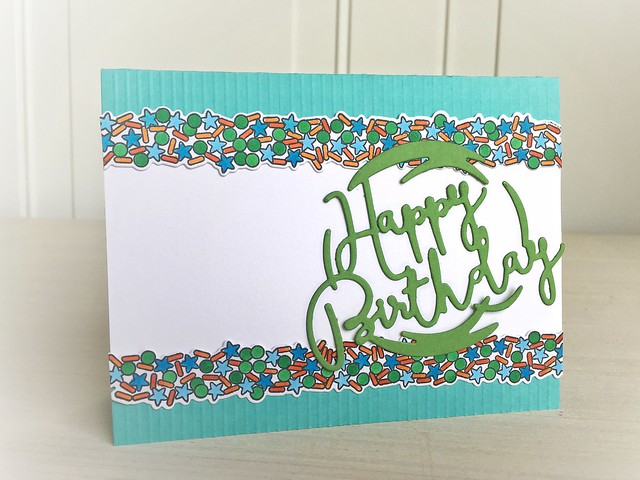 Sprinkles on Top by Papertrey Ink